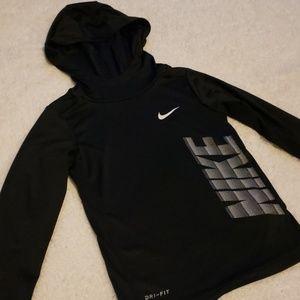 Nike Dri-Fit hoodie sz 6